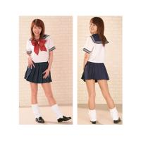 セーラー服2 (えんじリボン)  Lサイズ