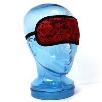 M嬢のためのアイマスク (レッド)
