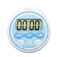 Drip-proof timer blue