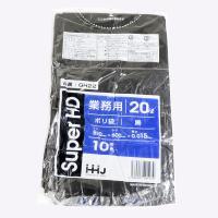 ポリ袋 (20L・黒)10枚入