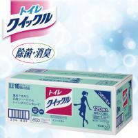 【花王】トイレクイックル 詰替用(1箱12袋入)