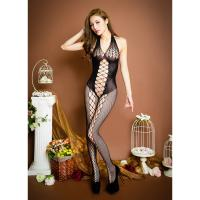 GB-340 lattice body stockings