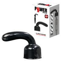 パワーヘッド (Gスポットプリーザー) ブラック