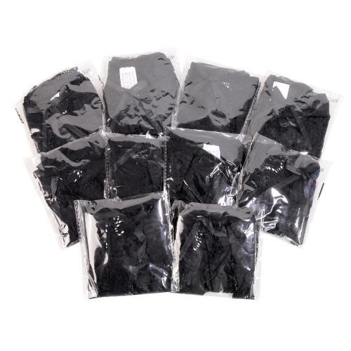 特価セクシーショーツ 10枚組 (ブラック)