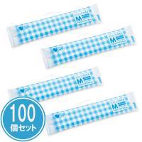 『メディカルシリーズ』 スティックタオル (M) 100袋入