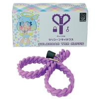 Silicone 【Thailand】 Cuffs (Purple)