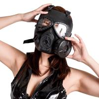 Gas mask (strong)