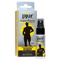 pjur スーパーヒーローストロングスプレー 20ml