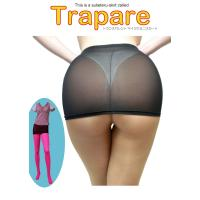 トランスパレント スカート